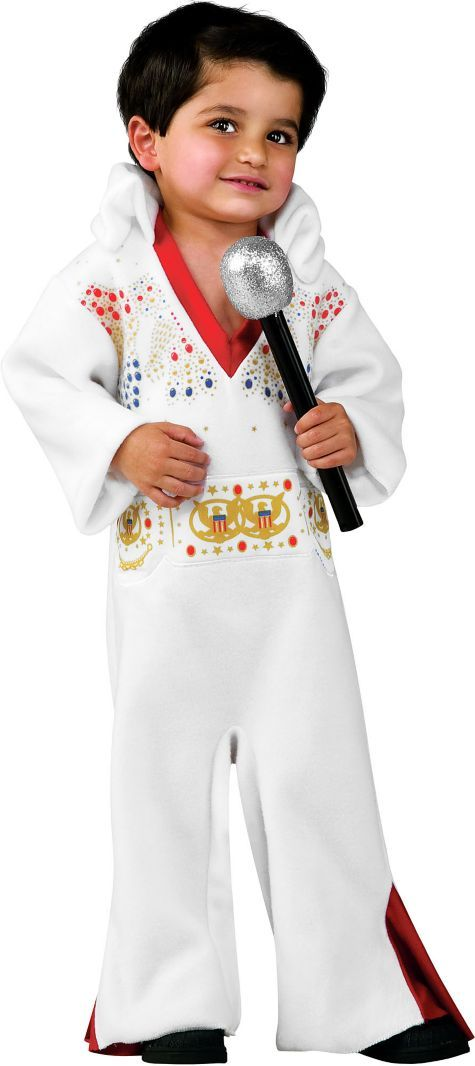 Toddler Boys Elvis Costume Party City Pax Activities Elvis