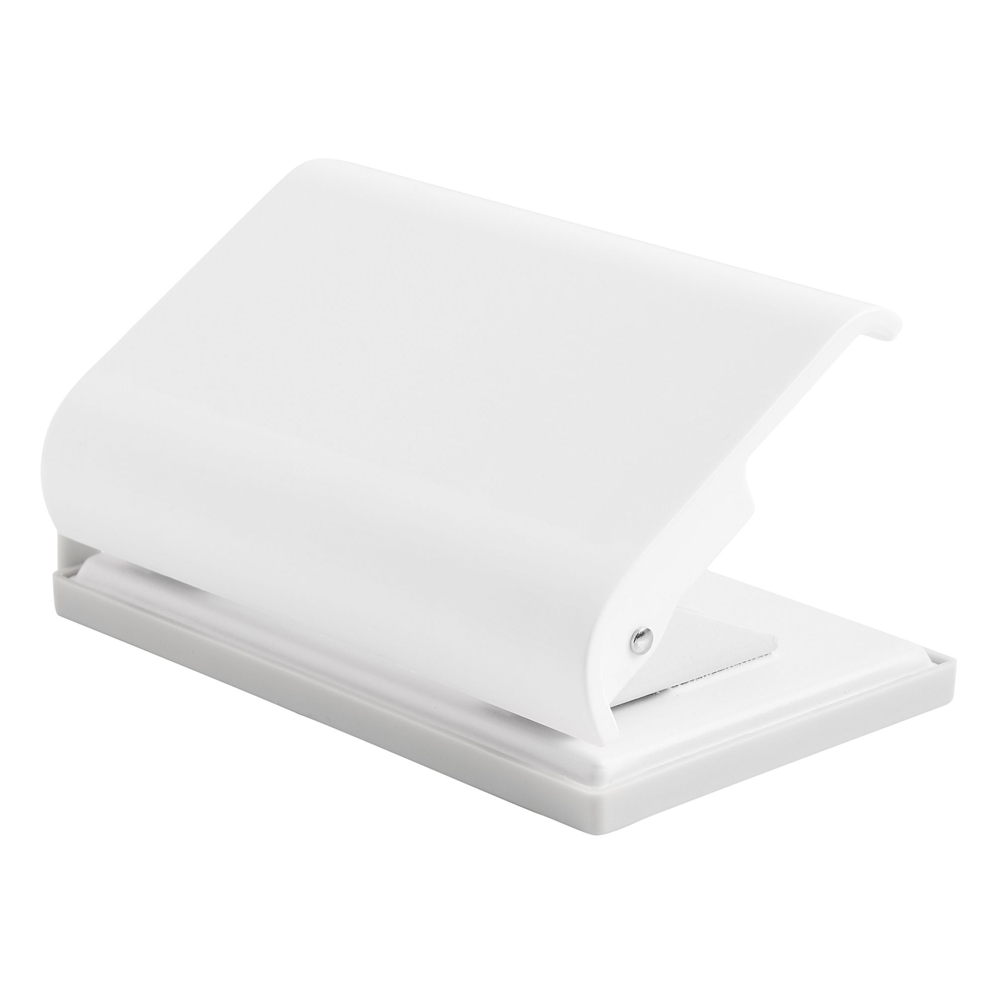 Matching Office Desk Accessories A Simple Hole Punch In Gorgeous White Will Add Some Style To Your