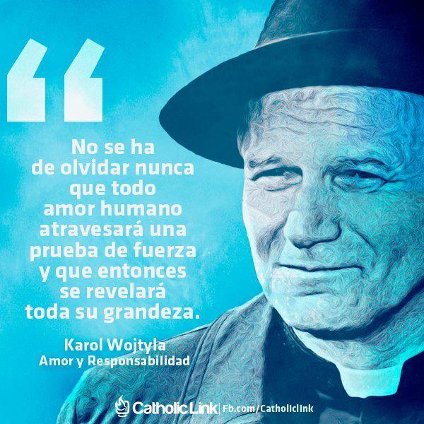Biblioteca De Catholic Link Prueba De Amor Juan Pablo Ii