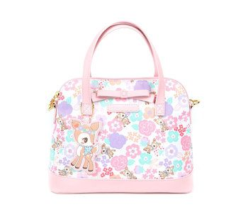 Hummingmint Shoulder Bag  Flower Sanrio b3db0372be3aa