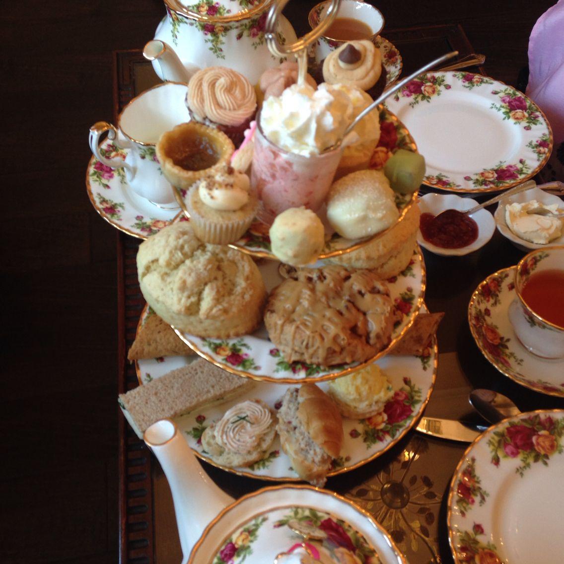 Secret Garden Tea Room, Elora, Ontario | Tea time | Pinterest | Teas ...