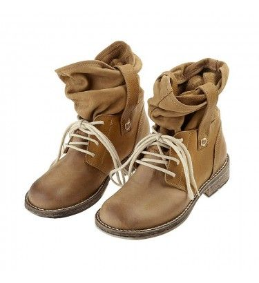 Nubuk boots - Shoes - Fall-Winter Collection
