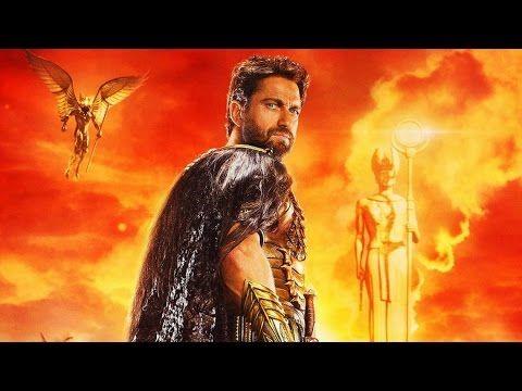 Dioses De Egipto Oficial Trailer Español Hd Película Dioses De Egipto Ver Películas Egipto