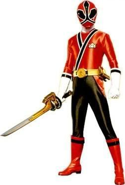 Rangers samurai Power