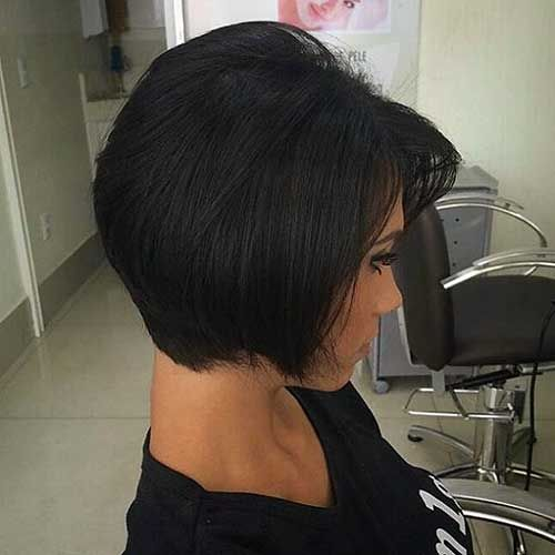 26-Short Hairstyle for Girls