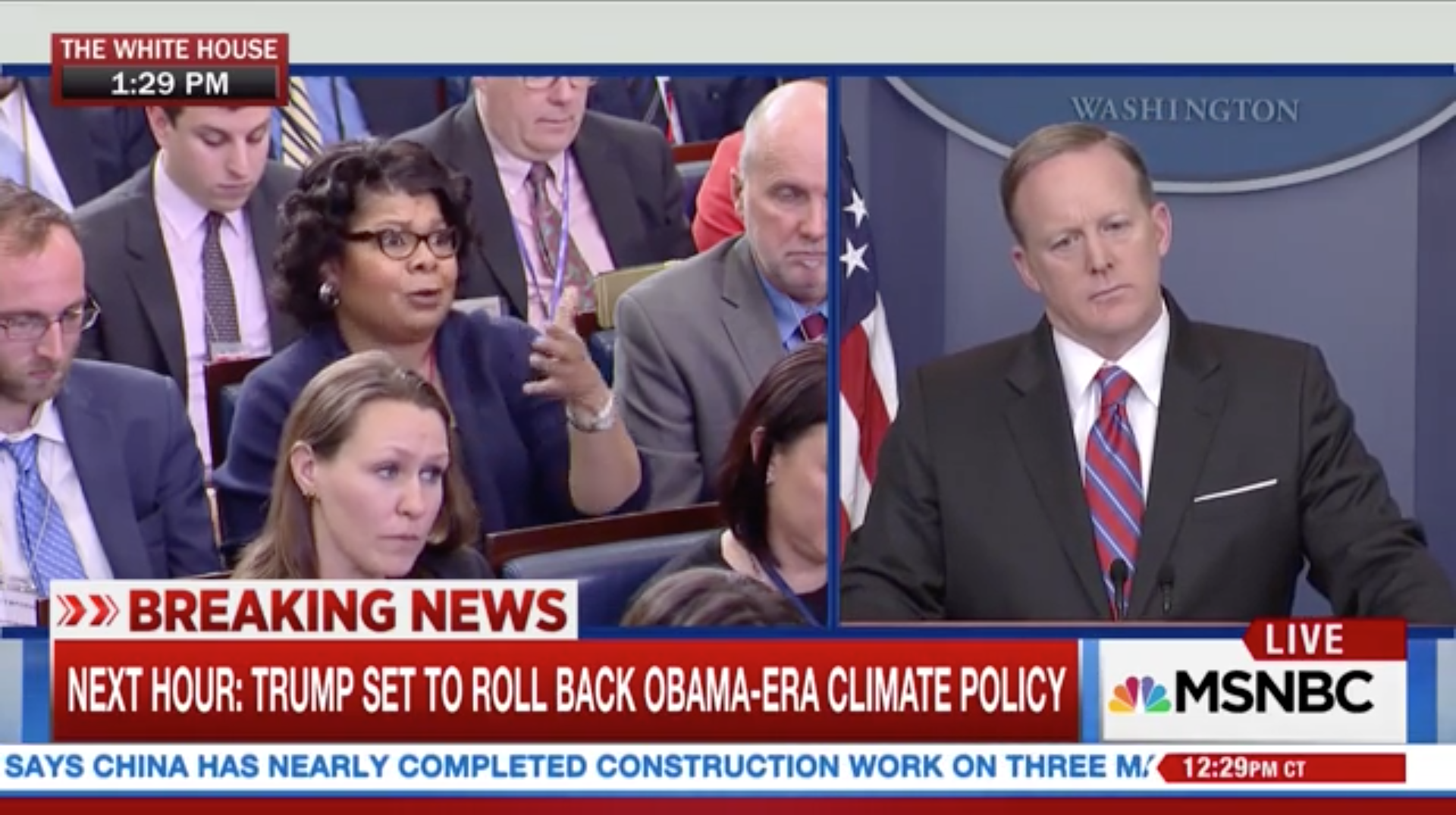SPICER IS ON FIRE! Watch Reporter Try To Push Lies And Get Humiliated Instead!
