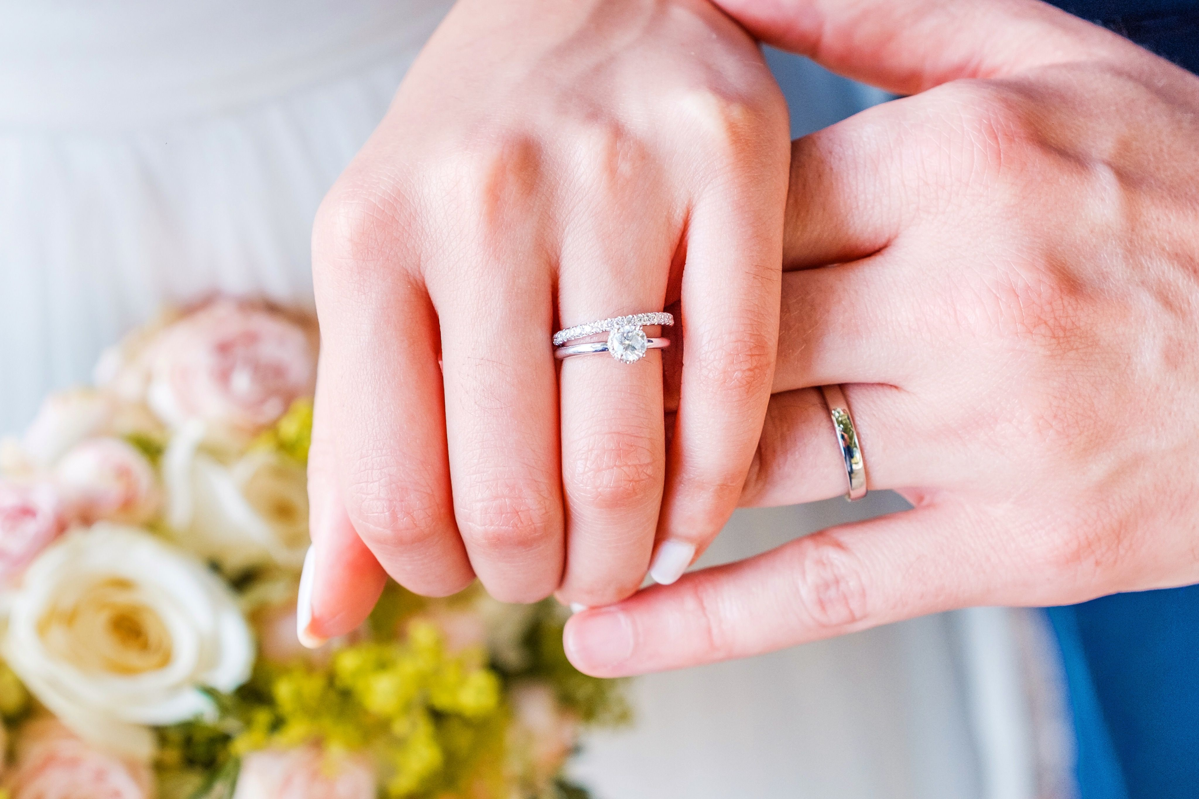 Wedding ring and bouquet   Wedding Ring   Pinterest   Weddings and ...