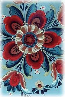 detail of rogaland plate by JoSonja