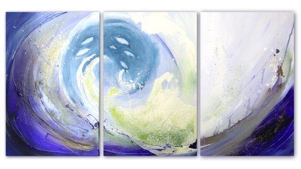 Nun online !!! Neue Lernvideos, abstrakte Malerei von Conny Niehoff
