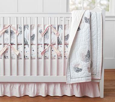Yvette Per Set Crib Ed Sheet Skirt