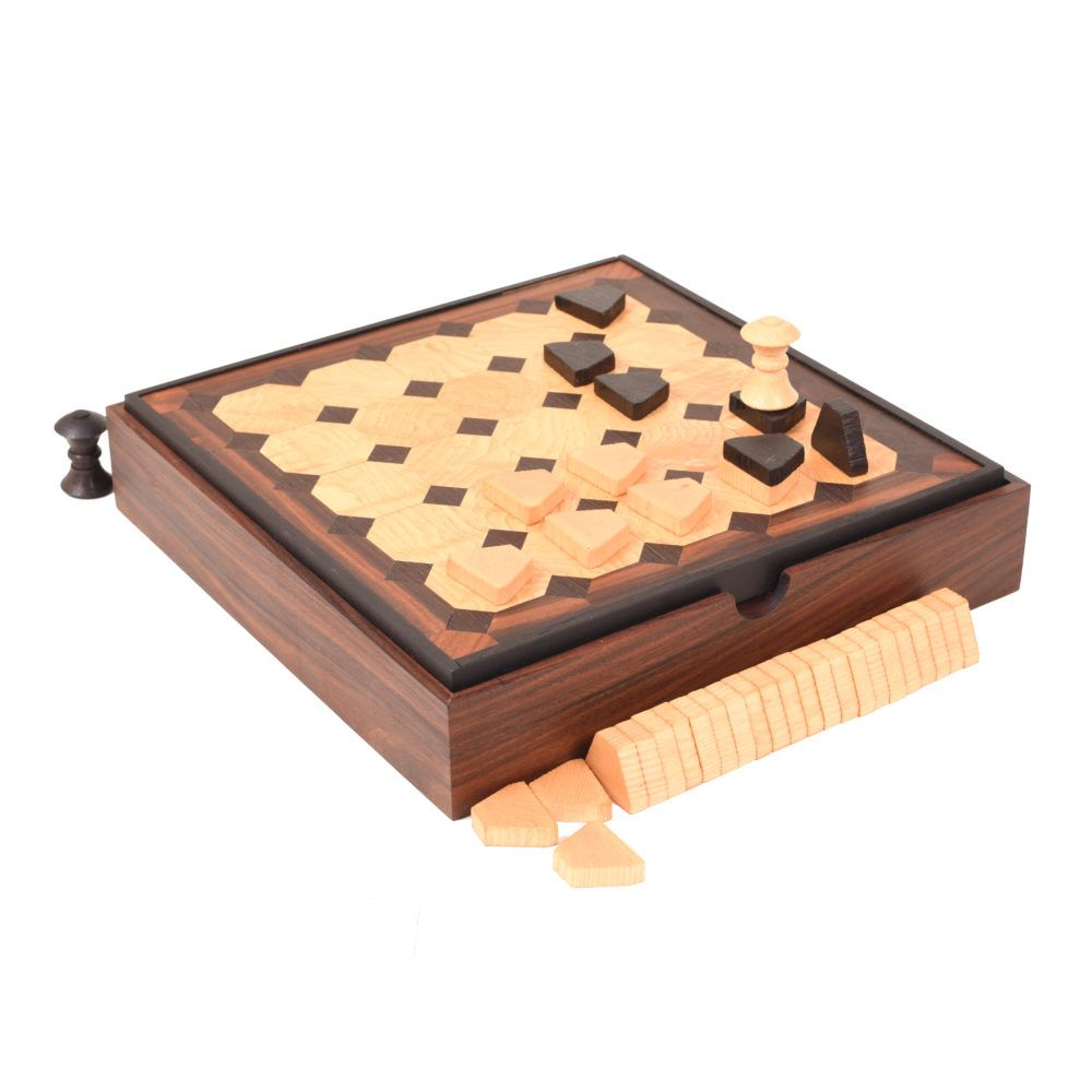 Tak: A Beautiful Game | Abstract strategy games | Tak game