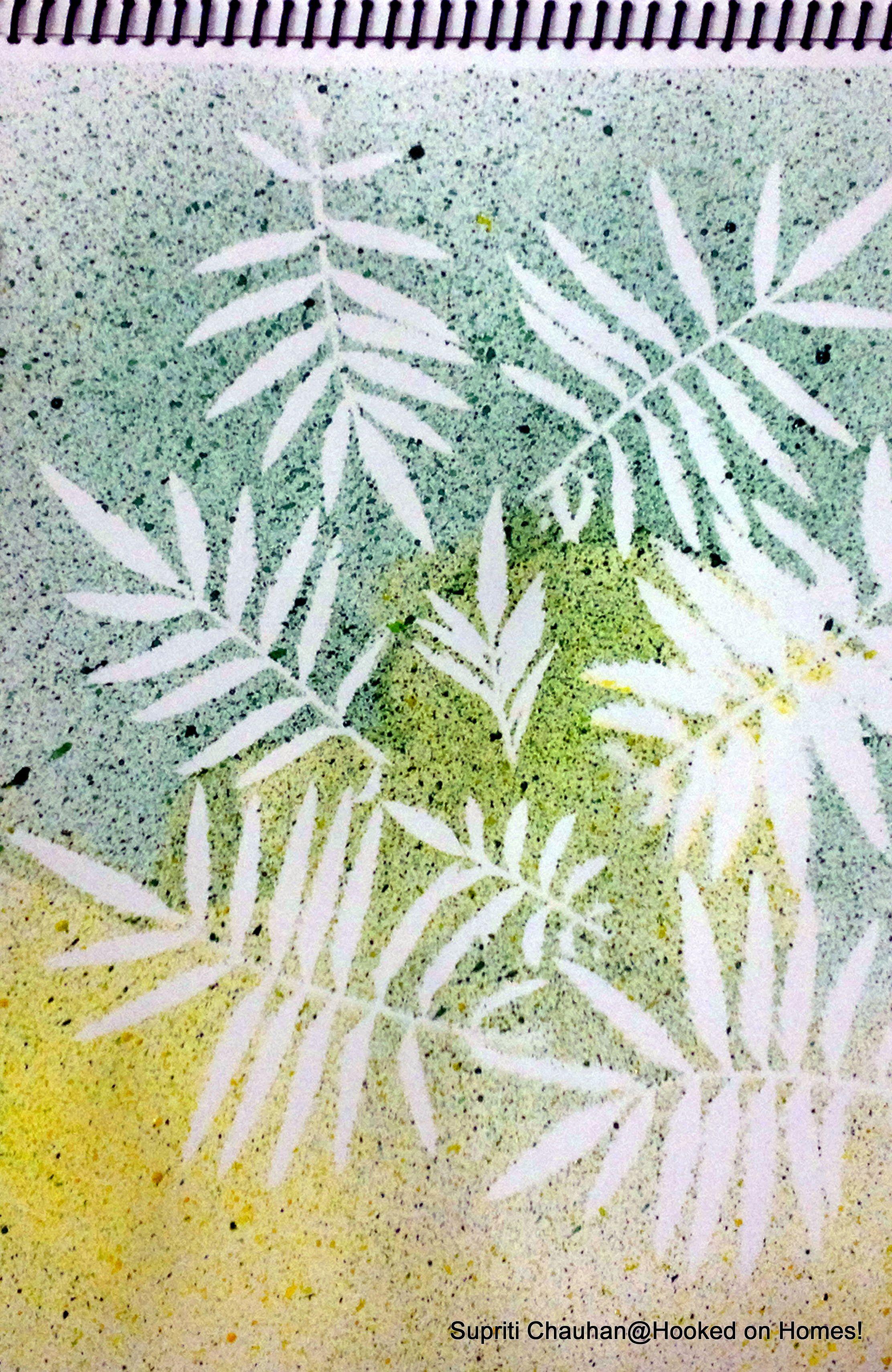 Diy Spray Painting Hooked On Homes Diy Spray Paint Diy Sprays Spray Painting