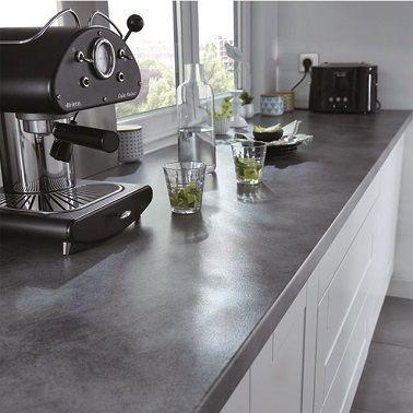 5 idées faciles pour réussir son relooking cuisine Plan de travail - installation plan de travail cuisine