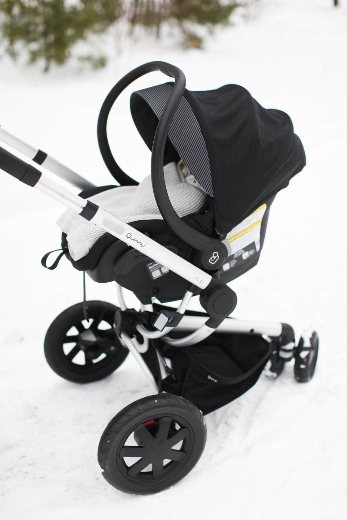 Our Car Seat and Stroller Combo Samantha Elizabeth