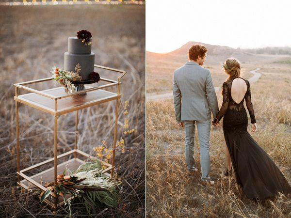 photo by This Modern Romance http://ruffledblog.com/wheat-nouveau-wedding-inspiration