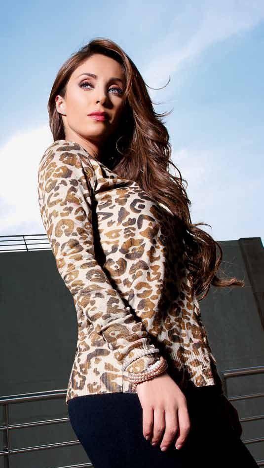 Actrices y actores latinos: QR - Danna Paola, la sensación