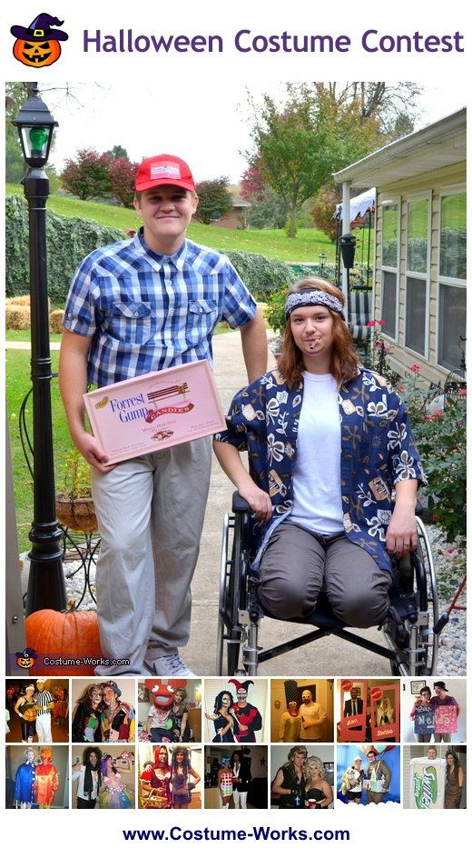 Homemade Costumes for Couples Homemade costumes, Costume works and - good couples halloween costume ideas