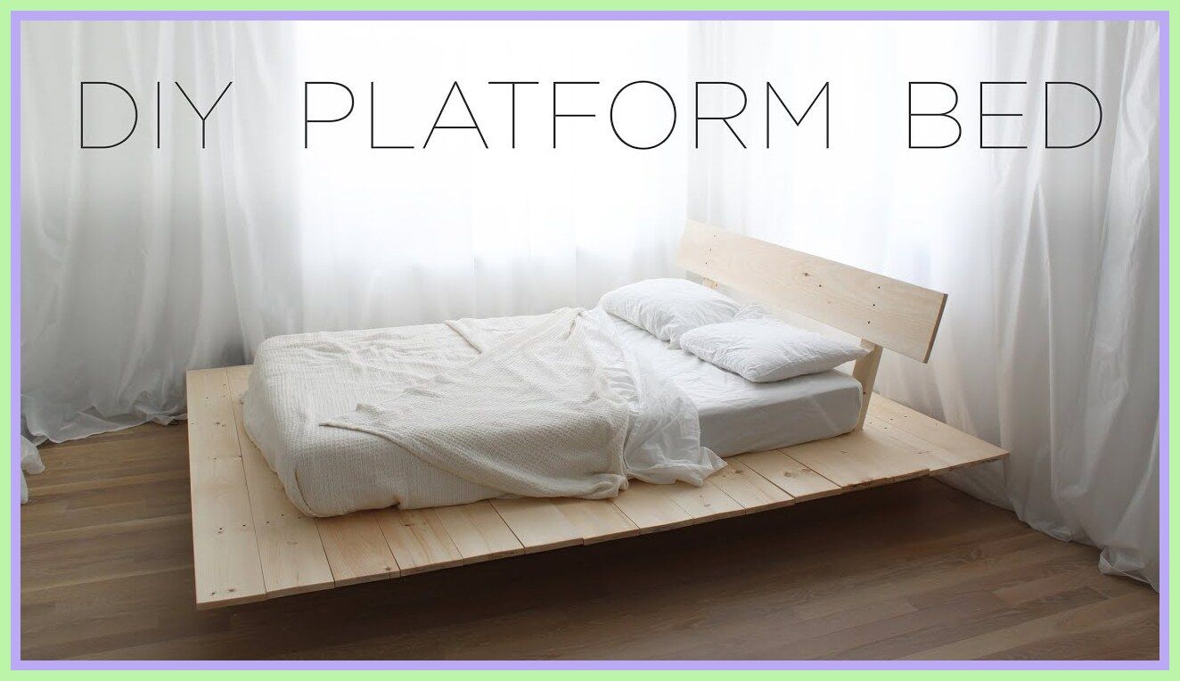 43 Reference Of Mattress Cheap Bed Frame In 2020 Diy Platform Bed Cheap Bed Frame Diy Bed