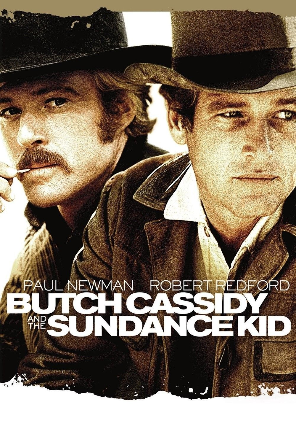 Butch Cassidy and the Sundance Kid (1969) Robert Redford is one of my favorite actors. He just doesn't make bad movies!