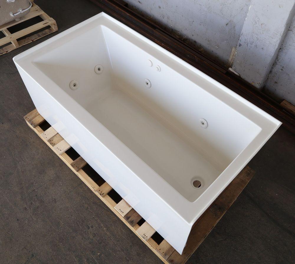 Good 3060SHWR Open Box Bath Tub   Soho 30x60 Whirlpool Jetted Drop In Bathtub  TAG A