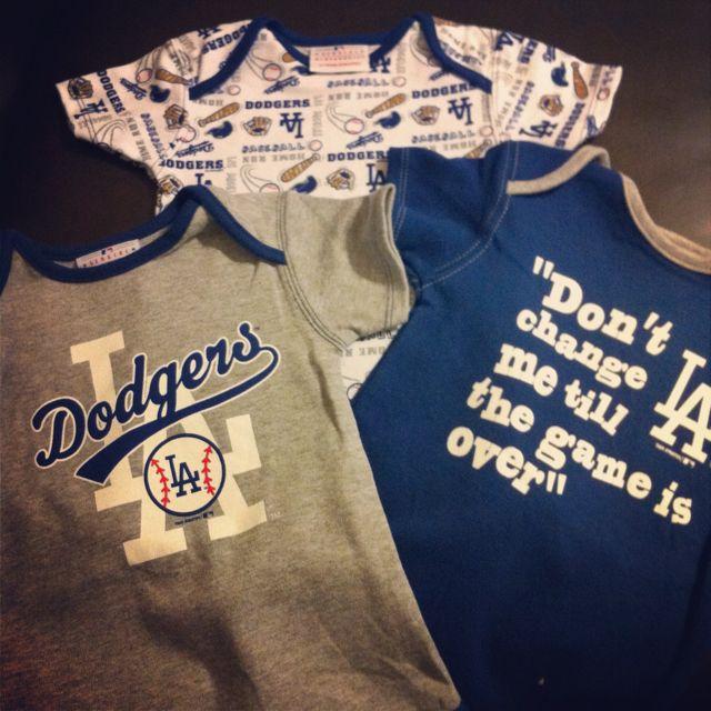 Dodger Onesies Dodgers Dodgers Girl Dodgers Dodgers