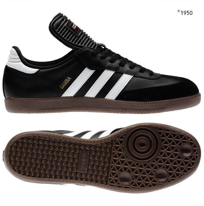 Adidas Samba since 1950 by Since* The Blog | backinblack en