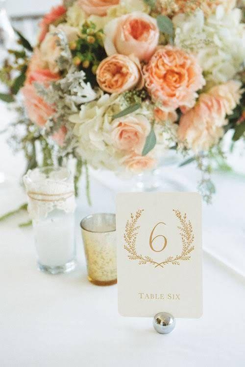 One Couple's Fresh, Floral Wedding at California's La Quinta Country Club : Brides
