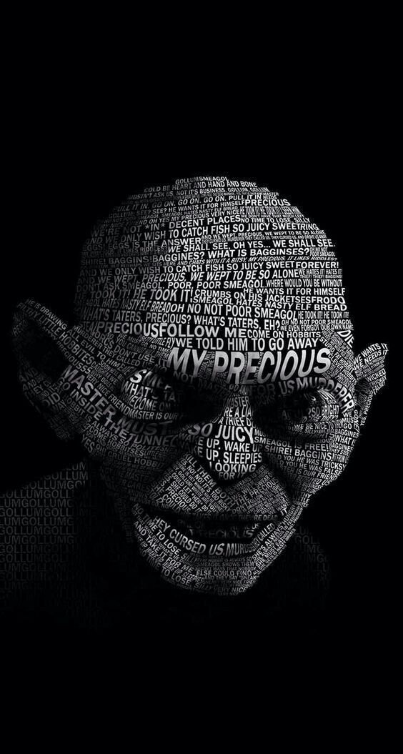 Pin by Laura🍩Brookes🍫 on *Lotr Lord of the rings, Gollum
