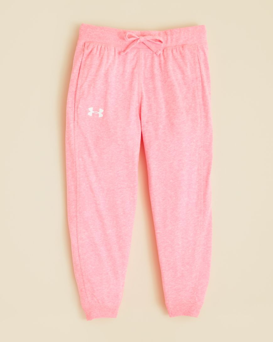 6ff9c987 Under Armour Girls' Tri-Blend Cuff Capri Sweatpants - Sizes S-XL ...