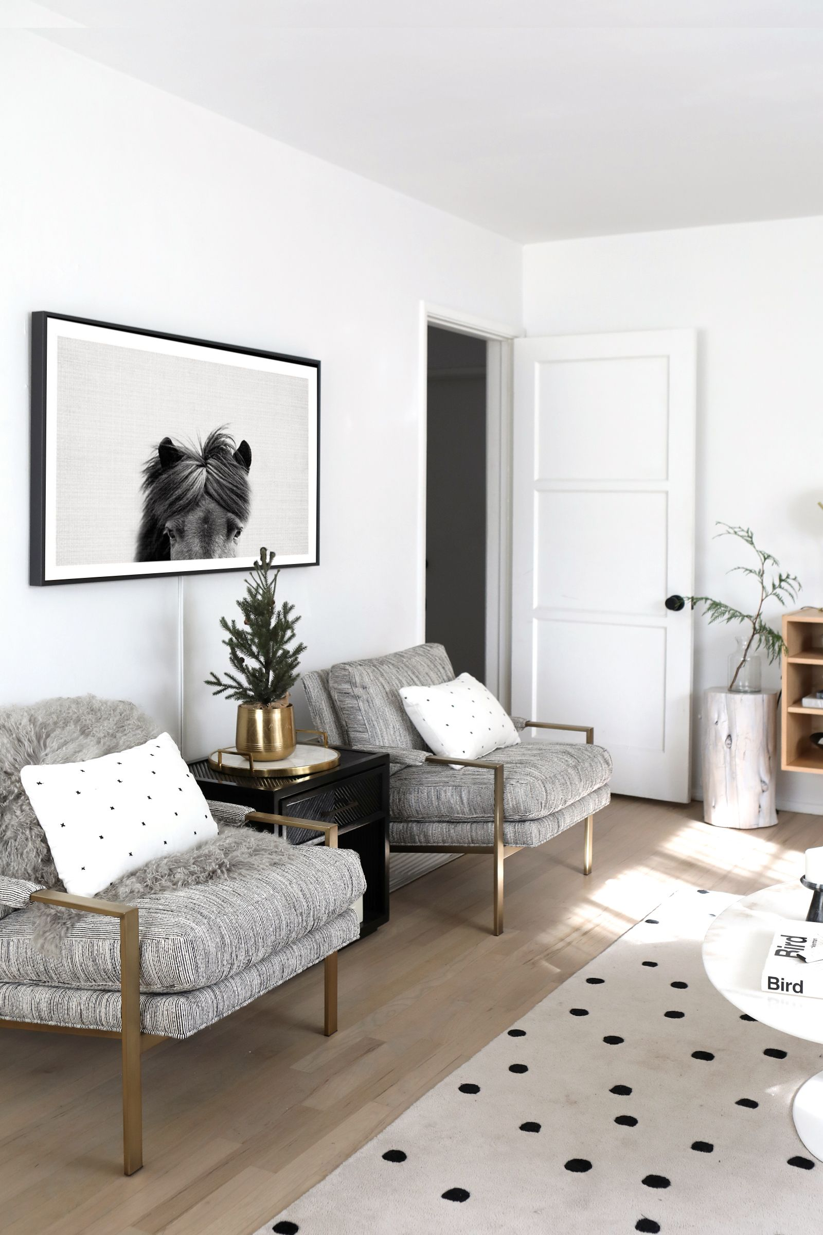 Creating Sanctuary at Home During the Holidays | Neutral, Room and ...