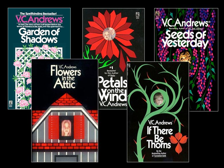 Dollanganger The Best Young Adult Series Everywhere Flowers In The Attic Book Worms Book Series