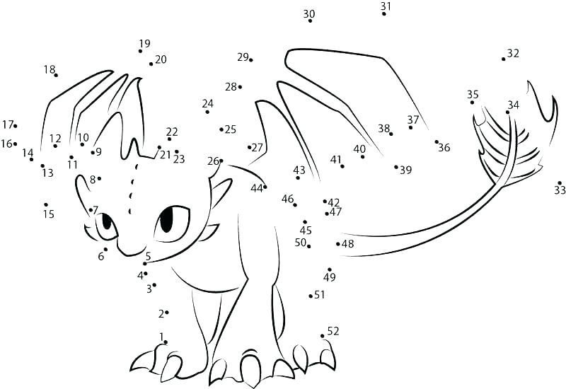 Toothless Coloring Pages How To Train Your Dragon How Train