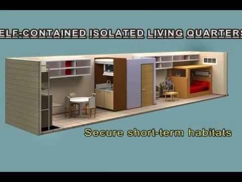 Shipping Container Underground Bunker #ContainerHomeforPreppers ...