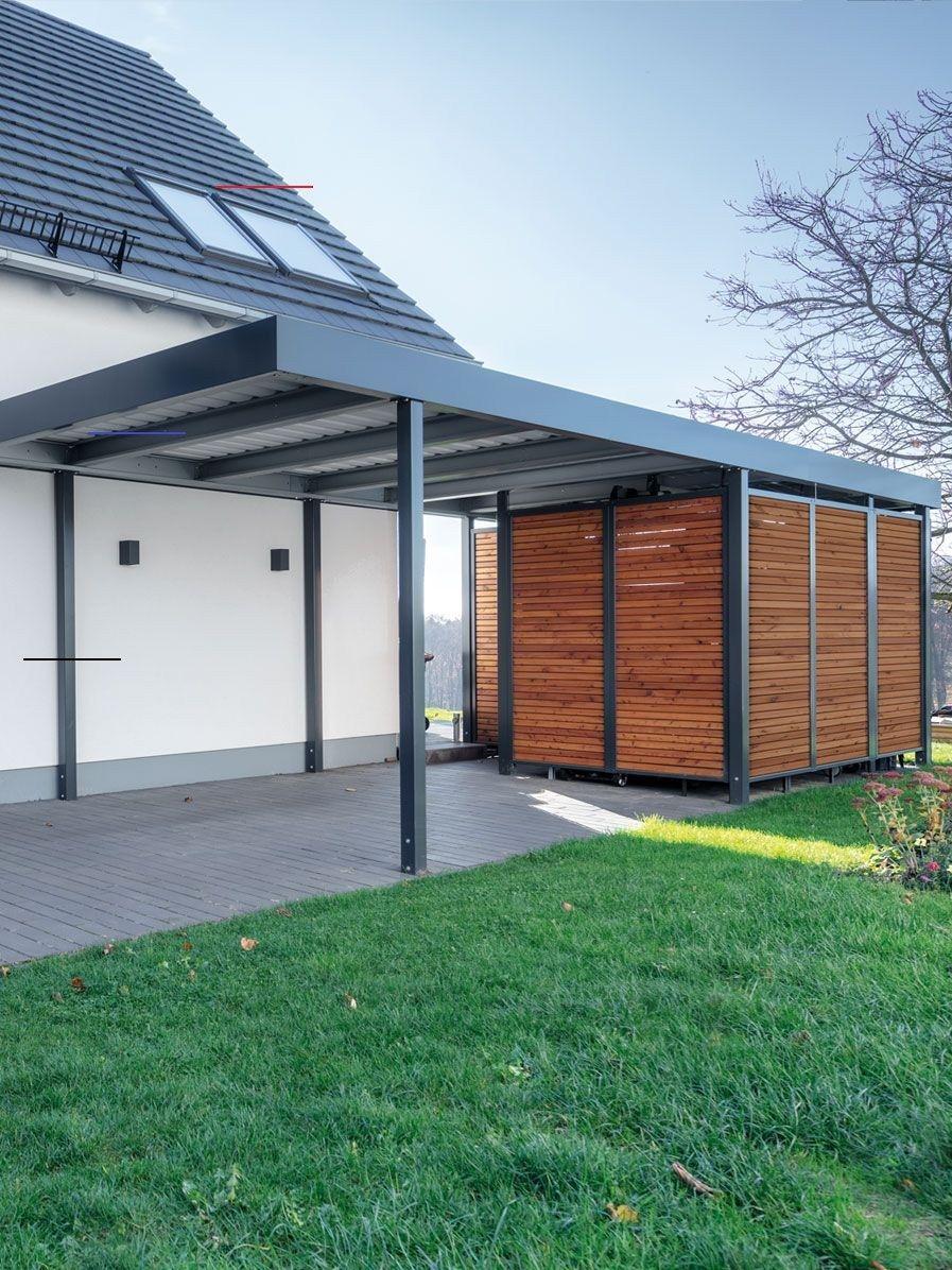 Backyardmakeover In 2020 Carport Ideeen Tuinhuizen Carport