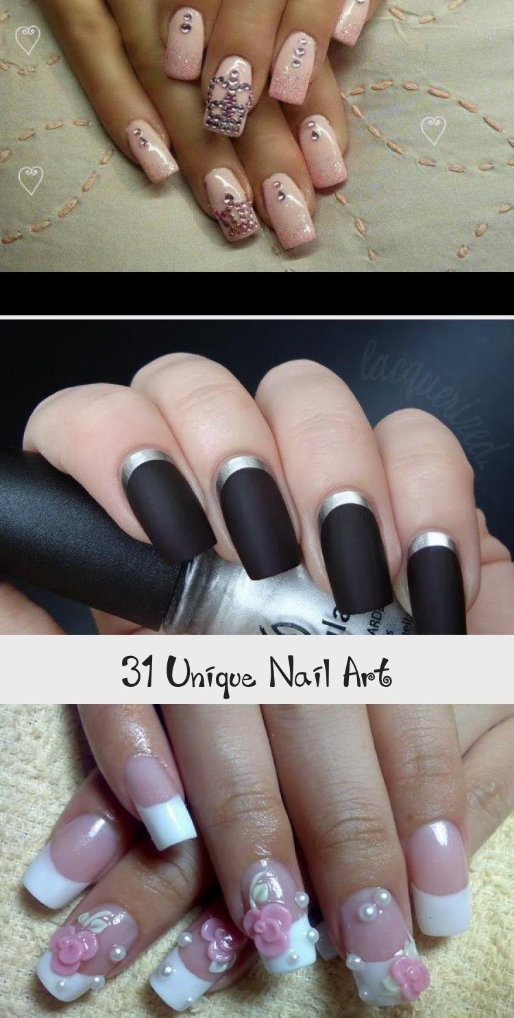 Photo of 31 Unique Nail Art – Nail Art