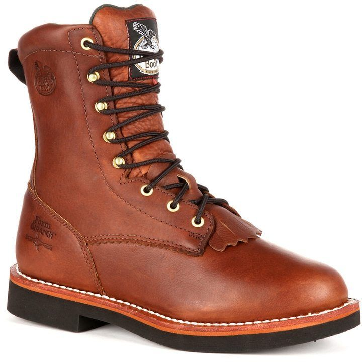 view online Georgia Boot Farm & Ranch ... Lacer Men's 8-in. Work Boots clearance 100% authentic cheap footlocker low shipping fee cheap online clearance geniue stockist ugG6Xc