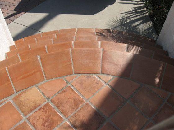 Saltillo Tiles Amp Bricks Floors Los Angeles Saltillo Tile