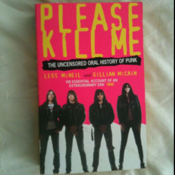 Does what it says on the cover. | History of punk, Oral