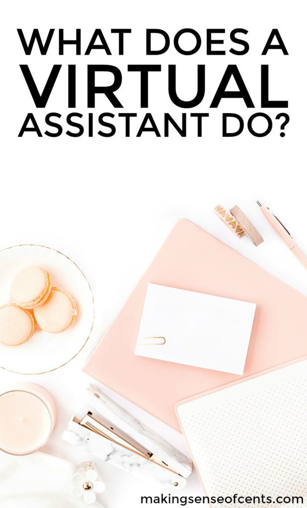 What Does a Virtual Assistant Do? What Is A Virtual Assistant - office assistant job description