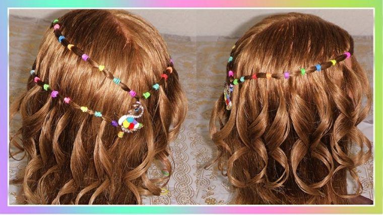 Peinados Para Ninas Faciles Paso A Paso Con Coletas Belleza