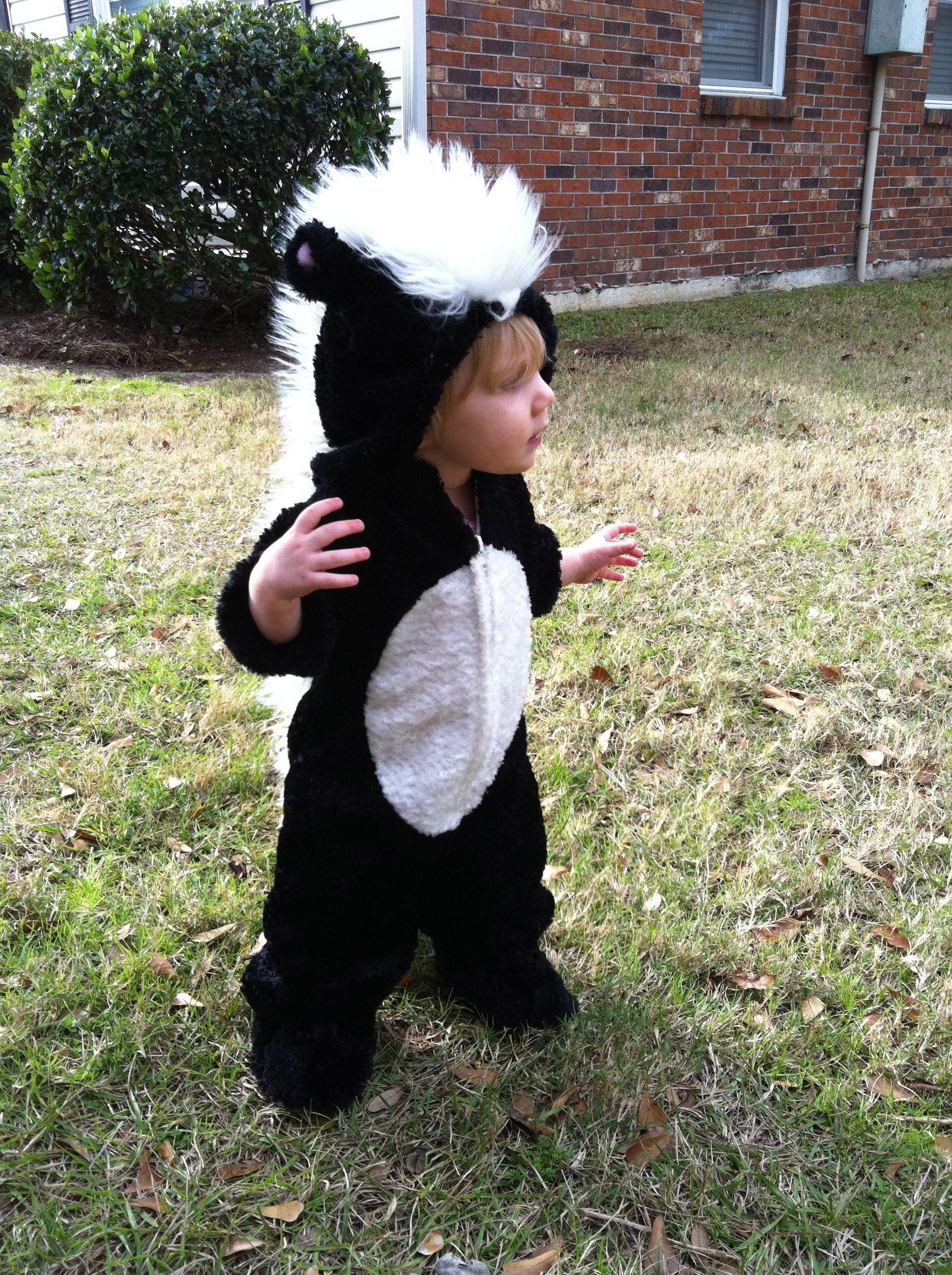everyday costumes (skunk) | diy | pinterest | costumes, halloween