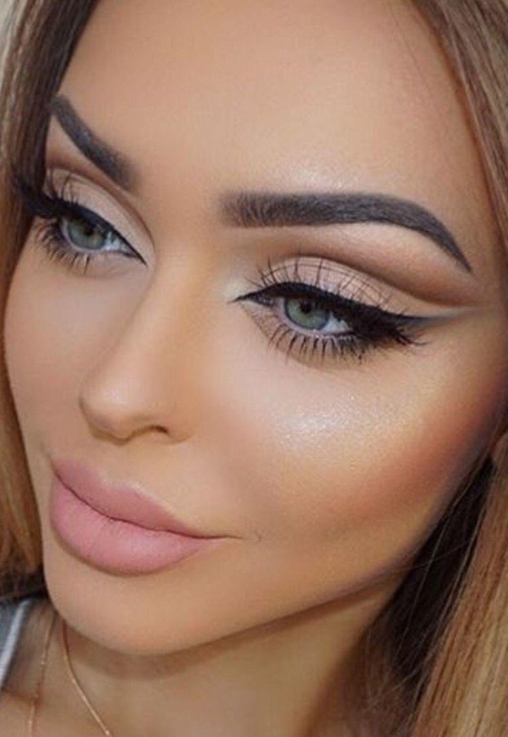 34 Beauty Smokey Eye Makeup Ideas | Zapisz to | Pinterest | Smokey ...