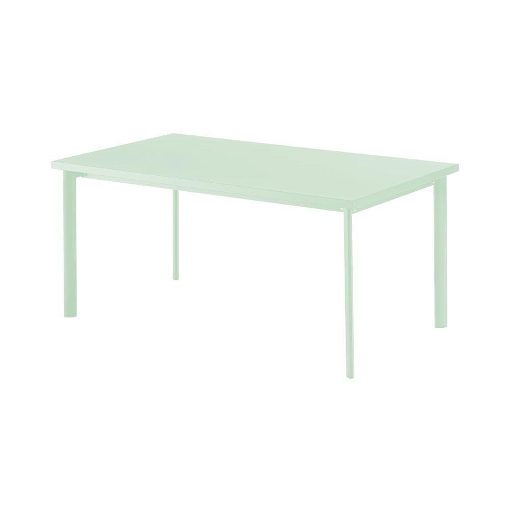 Emu Gartentisch Rechteckig Star Stahl Verschiedene Farben Maritime Mobel Gartentisch Und Stahltisch