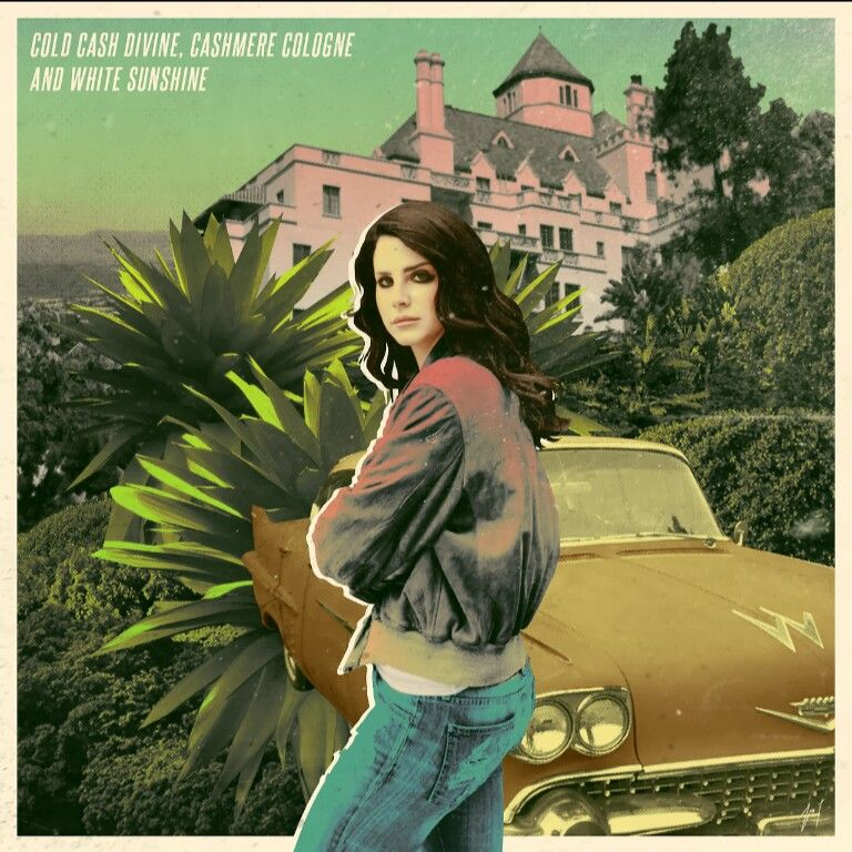 Lana Del Rey #LDR #Old_Money