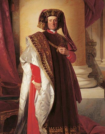 Fürst Alois II. 1836 - 1858