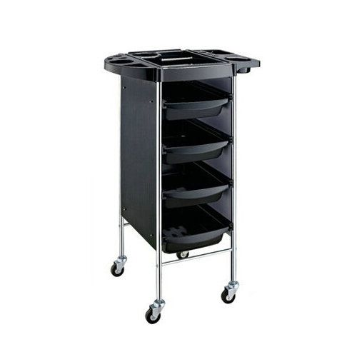 Salon Trolley 4 Tier Storage Rolling Carts  sc 1 st  Pinterest & Salon Trolley 4 Tier Storage Rolling Carts | Shops | Pinterest ...