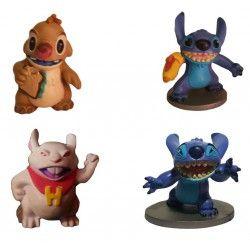 Lilo & Stitch lot of 4 toys