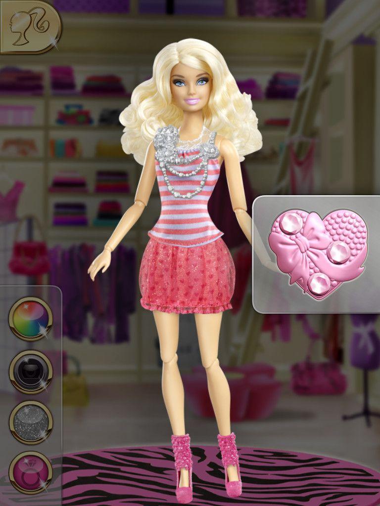 Barbie® Fashionistas® Endless Closet plastic ring