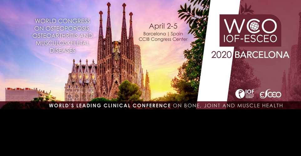 15++ World congress on osteoporosis osteoarthritis and musculoskeletal diseases 2020 info