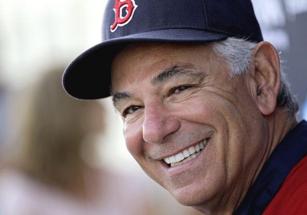 Boston Red Sox manager, Bobby Valentine